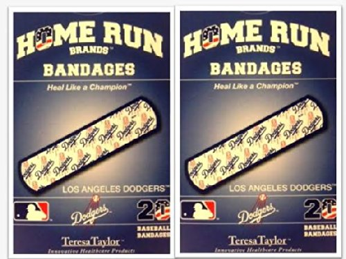 - LA Dodgers Bandages x 2 box (total 40 pcs)