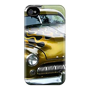 Awesome HTOrIEj6221IBqJf WilliamMorrisNelson Defender Tpu Hard Case Cover For Iphone 4/4s- To Collect