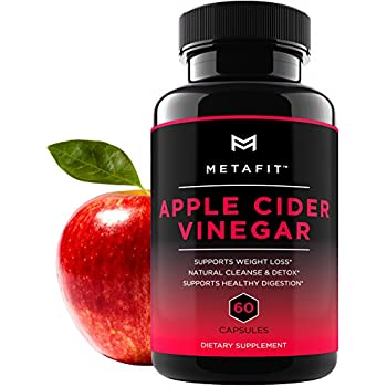 Amazon.com: Apple Cider Vinegar Pills for Weight Loss - 60