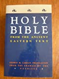 The Holy Bible, , 0060649267