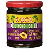 Cool Runnings Cool Runnings Peach Passion Fruit Jam, Peach Passion Fruit, 250 milliliters