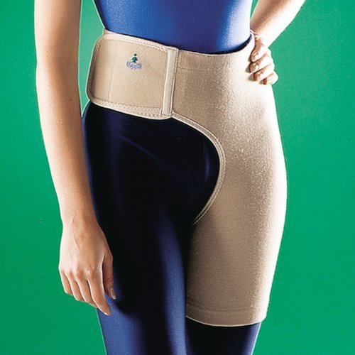 Oppo Medical Right or Left Hip Elastic Stabilizer , Large
