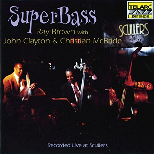 Bass Mcbride - SuperBass (Recorded Live At Scullers)