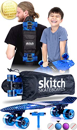 SKITCH Complete Skateboard Gift