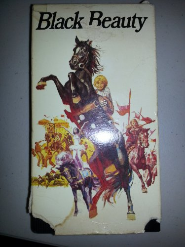 Black Beauty (1971) [VHS] -  VHS Tape, Rated G, James Hill