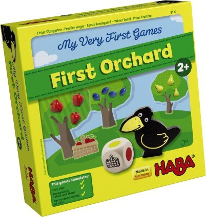(HABA My Very First Games - First Orchard Cooperative Game Celebrating 30 Years (Made in Germany))