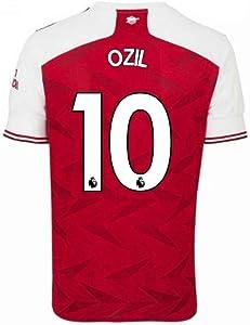 Mesut Ozil 2020-2021 Kids Home Soccer Jersey
