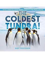 The Coldest Tundra! | Arctic & Antarctica Animal Wildlife | Children's Polar Regions Books