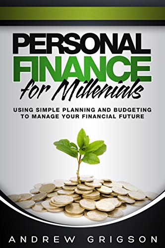 amazon com personal finance for millennials using simple planning