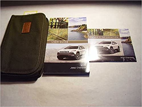 2015 jeep cherokee owners manual jeep amazon books fandeluxe Choice Image