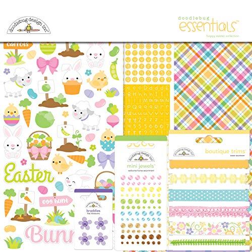 Doodlebug Essentials Page Kit 12