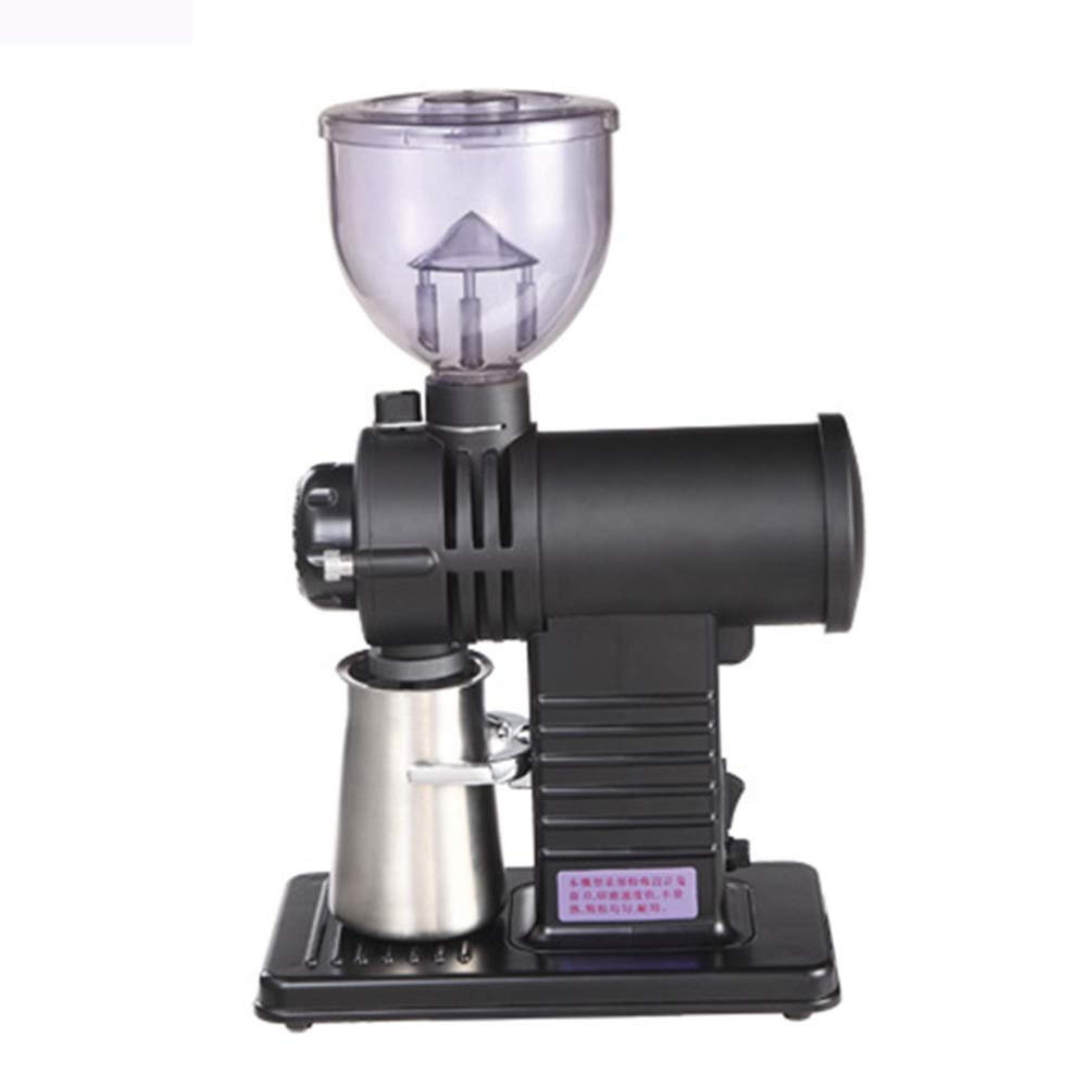 BMGIANT 110V Coffee Grinder Household Electric Coffee Bean Grinder Advanced Small Commercial Grinder by BMGIANT (Image #3)