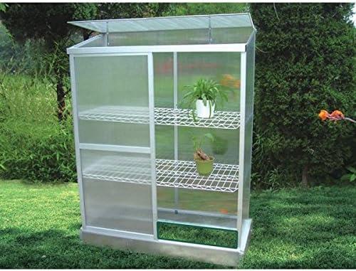 Mini Serre De Jardin Ou Balcon Polycarbonate Capucine 0 8m2 Amazon Fr Jardin