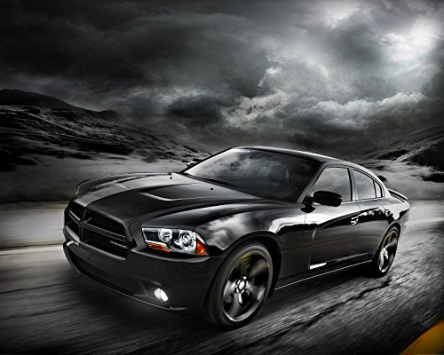 Dodge Charger Poster Car Poster Wall Decoration High Quality -