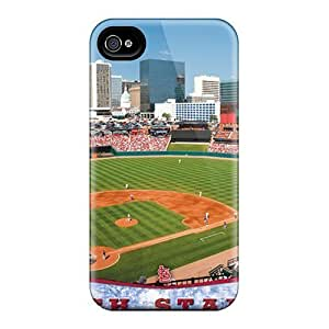 High-quality Durable Protection Case For iphone 5c (st. Louis Cardinals)