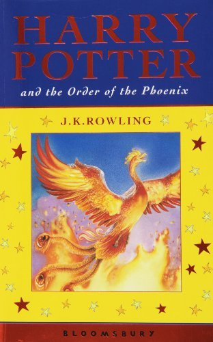 By Joanne K. Rowling Harry Potter 5 and the Order of the Phoenix. Celebratory Edition (Celebratory Ed) [Paperback] ebook