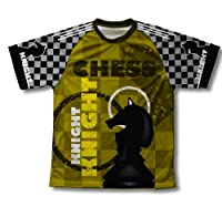 Chess Knight Technical T-Shirt for Men and Women