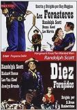 Programa Doble - Randolph Scott (Los Forasteros + Diez Forajidos) [DVD]