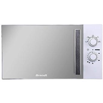 Microondas solo Brandt sm2606 W: Amazon.es: Grandes electrodomésticos