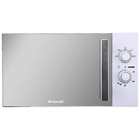 Microondas solo Brandt sm2606 W: Amazon.es: Grandes ...