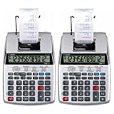 Canon P23-DHV-3 Printing Calculator with Double Check Function, 2 Pack