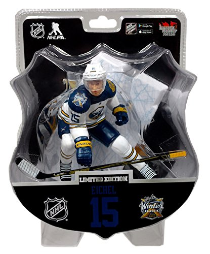 "Jack Eichel (Buffalo Sabres) 2017-18 NHL Winter Classic LE Exclusive 6"" Figure Imports Dragon"
