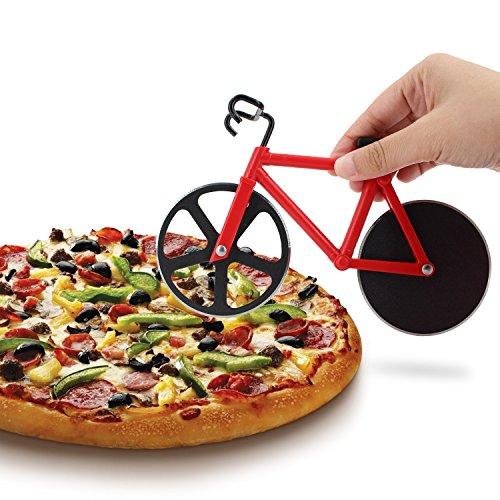 Compra almondcy-bicycle cortador de Pizza, Pizza Herramienta con ...