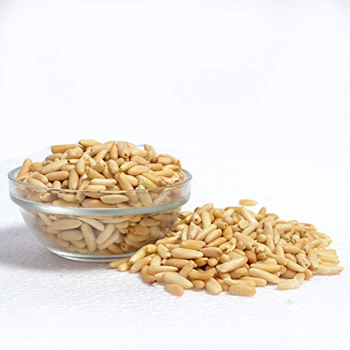 Leeve Dry Fruits Fresh And Hygienic Without Shelled Pine Nuts - Chilgoza - 200 Grams by Leeve Dry Fruits (Image #2)'
