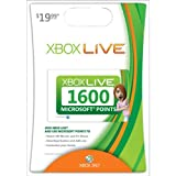 Xbox LIVE 1600 Points Card image