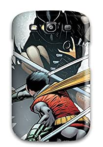 New Arrival Case Cover With LaCSGVu2821nmbMm Design For Galaxy S3- Robin Fighting