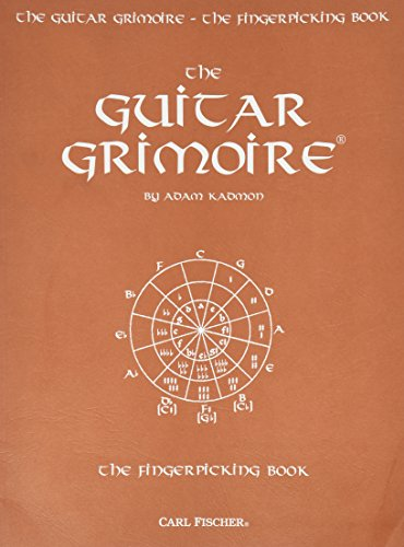 GT103 - The Guitar Grimoire - The Fingerpicking Book