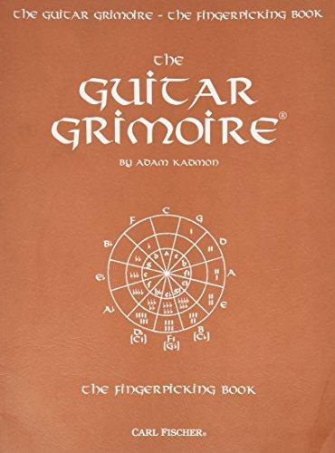 GT103 - The Guitar Grimoire - The Fingerpicking ()