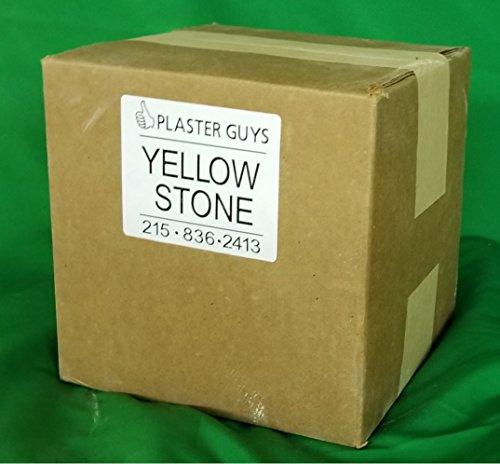 38 lb - Dental Yellow Buff Stone, Type III Lab