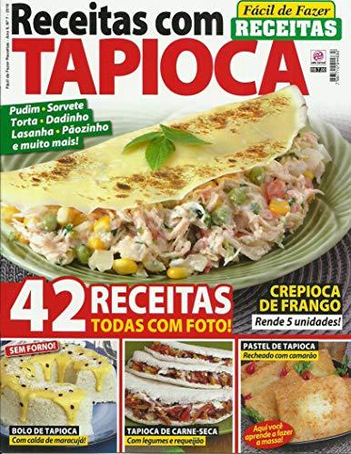 Revista Fácil de Fazer Receitas 7 - Receitas com Tapioca