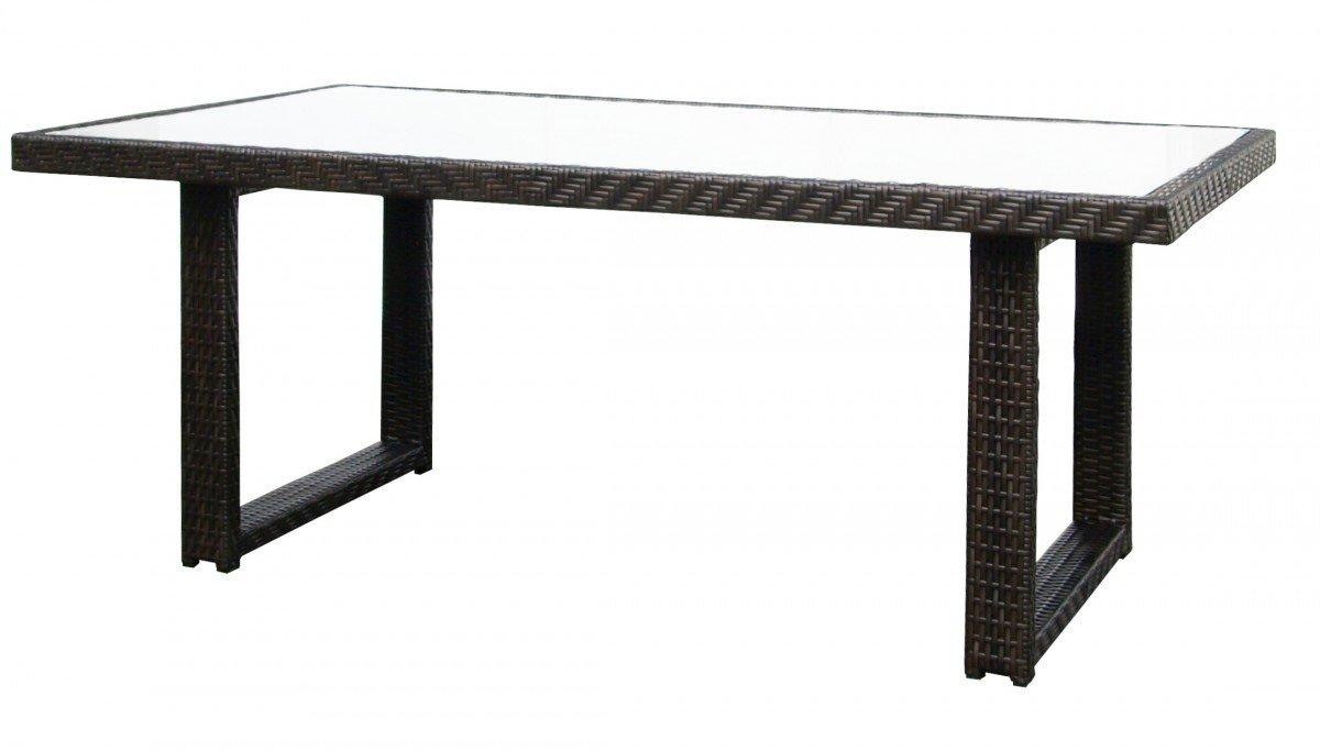 Dreams4home Gartentisch Life Tisch Gartentisch Alutisch Tisch