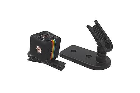 SQ11 - Mini cámara espía Sport Full HD, mini DV, color negro: Amazon.es: Bricolaje y herramientas