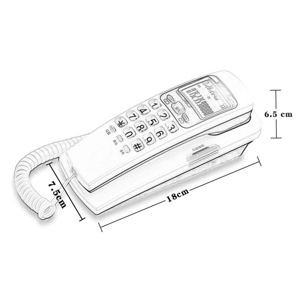 ZHPRZD Wall-Mounted Mobile Phone Creative Fashion Home Hotel Office Wall-Mounted Wall-Mounted (Color : D)