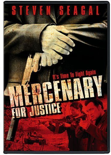 Mercenary for Justice by 20th Century Fox by Don E. FauntLeRoy