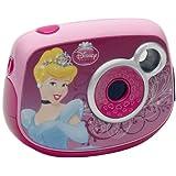 LEXIBOOK DJ014DP - Appareil Photo Enfant - Disney Princesse 1,3 Mégapixels