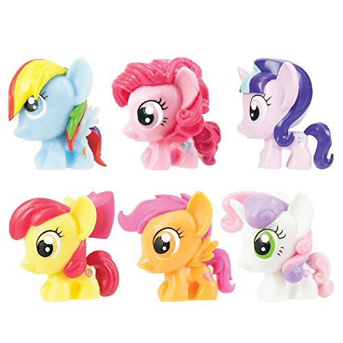 Mlp Squishy Toys : My Little Pony Fashems Squishy Mini Figure BOX [35 Figures] - Blind Bag Toys, Shopkins Blind ...