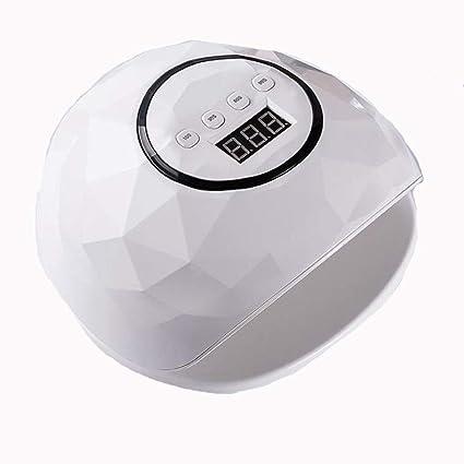 Secadores de uñas 72W Fast LED UV Nail Dryer, Gel Polaco Máquina de curado Lámpara
