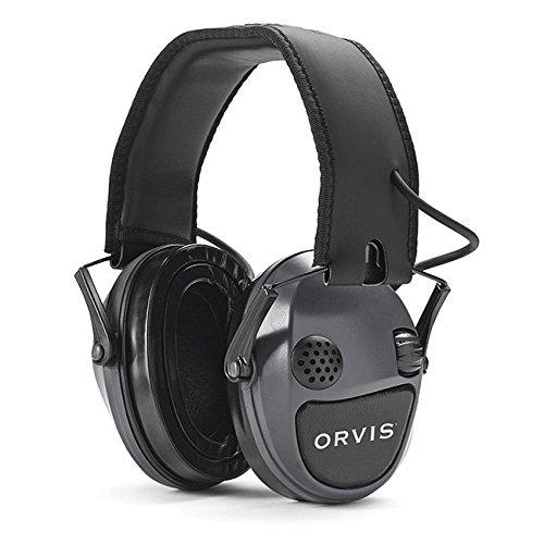 - Orvis Edition Pro Earmuffs Silver 22, Silver