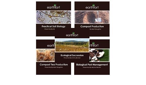 earthfort suelo Biología Videos: Amazon.es: Jardín