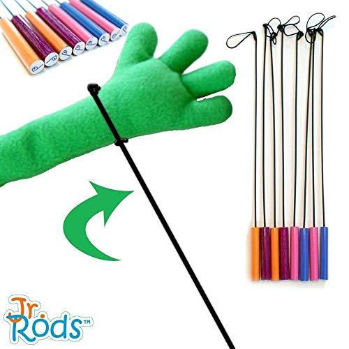 Jr. Rods™ Puppet Arm Rods ()