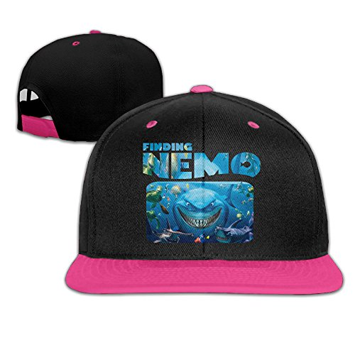 ^GinaR^ 140g Finding Nemo Unisex Unisex Hip-hop Baseball Cap Sun Hat Sports CapsPure Cotton Child Baseball Cap - Pink (Keurig 140 Coffee Maker compare prices)