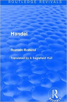 Book Handel (Routledge Revivals)