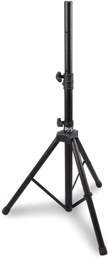 Adjustable Rugged Steel Construction Tripod PA Speaker Stand Holder Mount