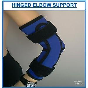 Proline Hinged Elbow Brace – Blue – X.Large