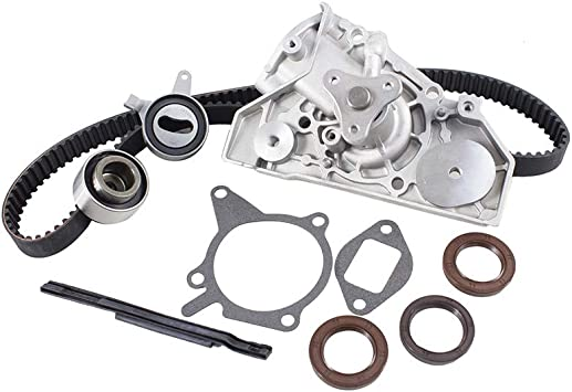Amazon Com Dnj Tbk407wp Timing Belt Kit With Water Pump For 2001