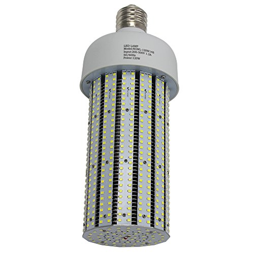 100Watt 480 Volt LED Corn Cob Bulb Replace 400W Metal